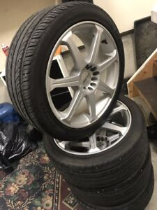4Bolt Universal fit tires and rims