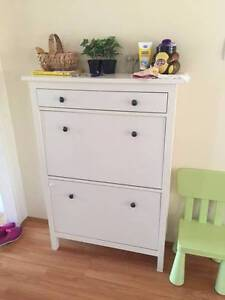 Shoe Cabinet for sale Eastwood Ryde Area Preview