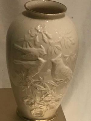 Lenox 1988 Mother's Day Vase Discontinued New with COA