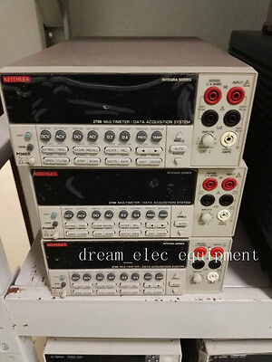 Keithley 2700 Digital Multimeter Data Acquisition System