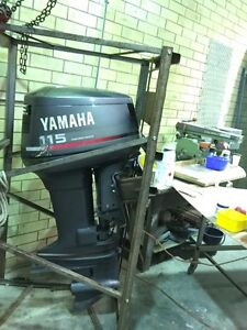 YAMAHA 115hp O'Connor Fremantle Area Preview
