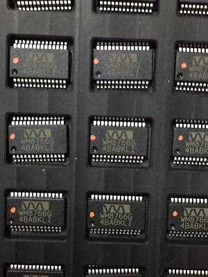 1x Wm8766g 24-bit 192khz 6-channel Dac