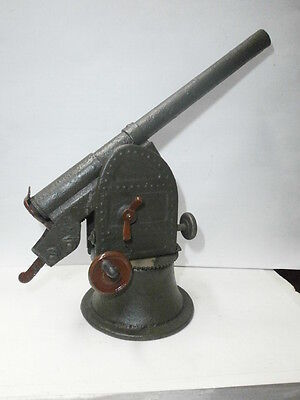 alte Karl Bub Blech Kanone Flak für Massesoldaten
