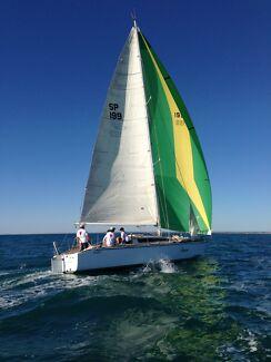 Yacht ADAMS 11.9 Racer/ Cruiser REDUCED