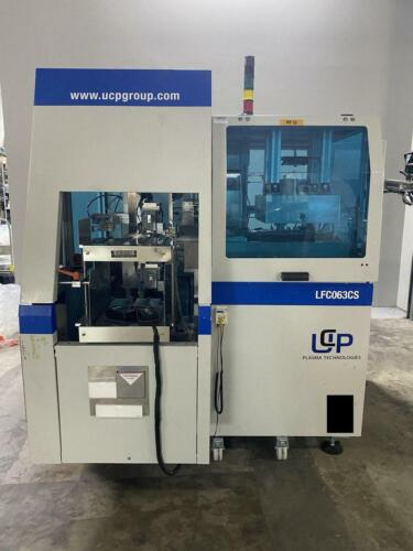 UCP Plasma Technologies LFC063CS-V1 Plasma Cleaner System