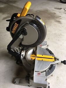 Dewalt Mitre Saw Brisbane City Brisbane North West Preview