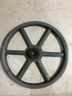 Milnor Pulley For 35lb Washing Machine Extractor Part No. 56180a2pia