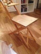 Wooden Bench Easel Armadale Armadale Area Preview