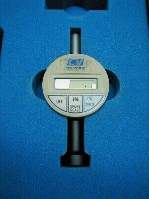 Fowler Cv Shore A Scale Durometer Hardness Tester