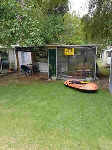 CARAVAN AND ANNEXE FOR SALE Warburton Yarra Ranges Preview