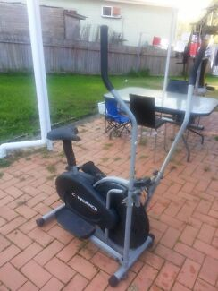 Fitness bike almost new North Ryde Ryde Area Preview