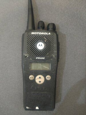 Motorola Pr400 Uhf 32 Channel Portable