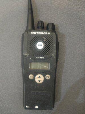 Motorola Pr400 Uhf 32 Channel Portable