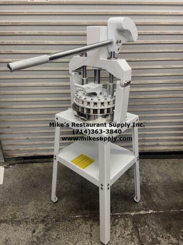 NEW 36 Piece Manual Dough Divider & Stand Uniworld UMX-DD36 #4852 Part Portion