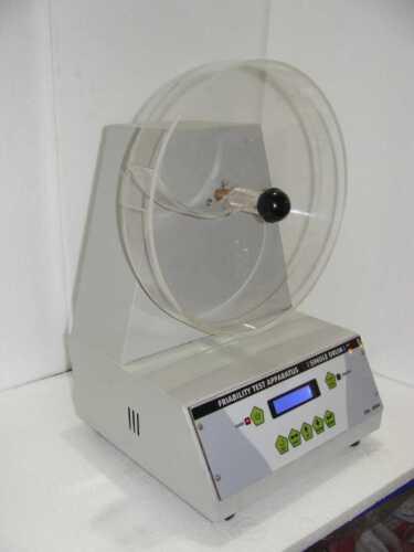 Tablet friability apparatus digital Lab Equipment