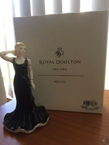Royal doulton petite figurine Moorebank Liverpool Area Preview
