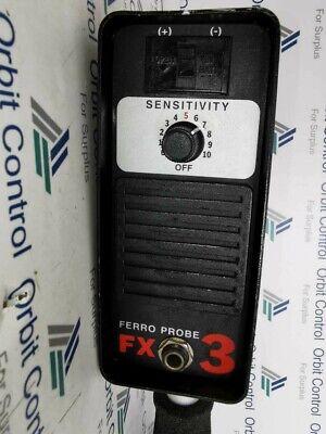 Fisher Fx3 Ferro Magnetic Locator Probe