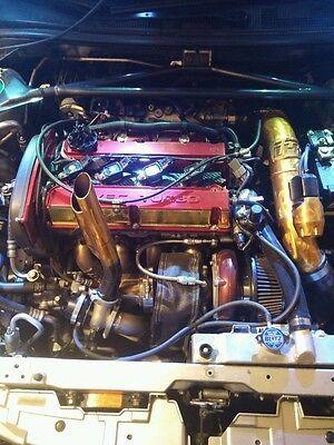 UPP Mitsubishi  Evo 8/9 5876 Big Turbo Kit