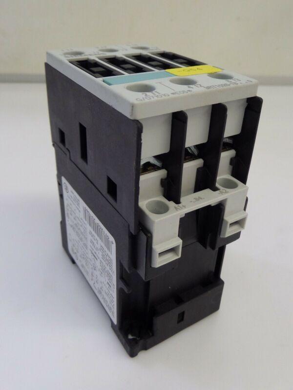 Siemens IEC/EN 60947-4.1 Motor Starter 50/60 Hz