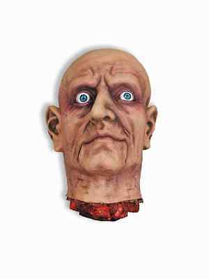 Cut Off Human Head Prop Bloody Man Decoration Skull Corpse Halloween Open - Halloween Bloody Head