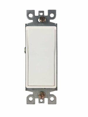 BYBON 15A 3-WAY Decorative Switch,UL listed 3 Way Decorative Switch