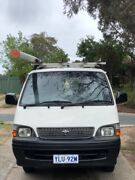 2004 Toyota Hiace Van/Minivan Canberra City North Canberra Preview