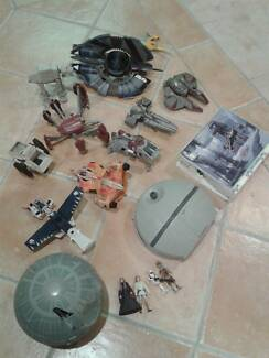STAR WARS TRANSFORMERS / PLAY SETS / STARFIGHTERS