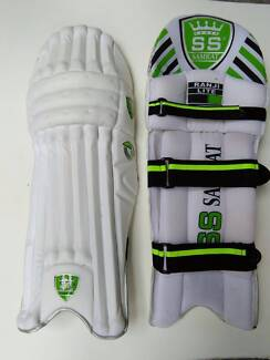 SJ Sports and Fashion  - Cricket Batting pads and Gloves - $75