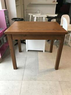 Solid Timber Table   Australian Made