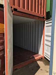 BRAND NEW 20ft GP Shipping containers Port Macquarie Port Macquarie Port Macquarie City Preview