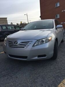 Toyota camry 2007 gris