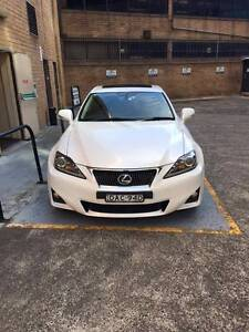2011 Lexus IS350 Sedan Chatswood Willoughby Area Preview