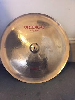 "Zildjian 22"" Oriental China Trash Carlton Melbourne City Preview"