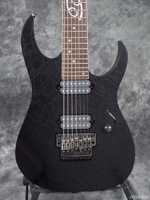 Ibanez Apex 1 Munky Korn Guitar 7 String Team J Craft with Case Seven String
