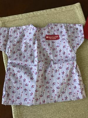 American Girl Doll Hospital gown sick get better soon gown for 18