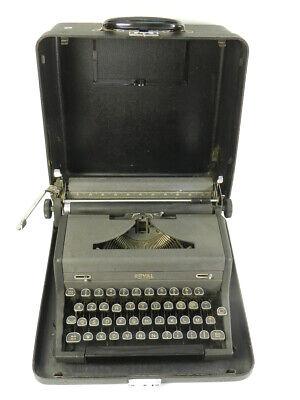MAQUINA DE ESCRIBIR ROYAL AÑO 1945 TYPEWRITER SCHREIBSMASCHINE