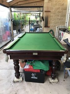 pool table / billiard table Watsonia North Banyule Area Preview