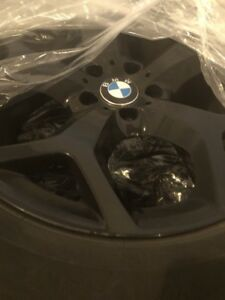 BMW winter tires and accessories