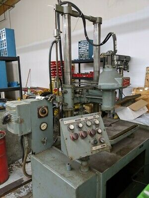 Superior Hone Model Va Sn 2800-10 Very Rare Machine 3 Ph 480v Stroke 18 Di
