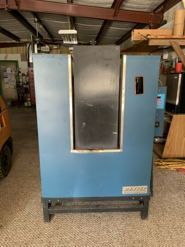 Glassblowing Furnace - Denver Glass Machinery - in Good Condition