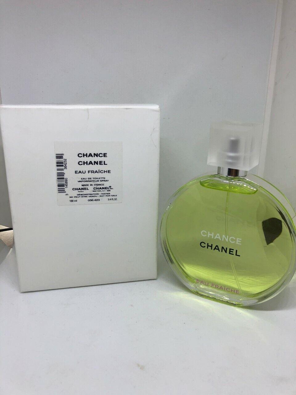 Chanel Chance Eau Fraiche Eau de Toilette 34 FL OZ NITB NO CAP