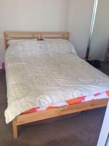 queen bed and queen mattress 450 dollars Little Bay Eastern Suburbs Preview