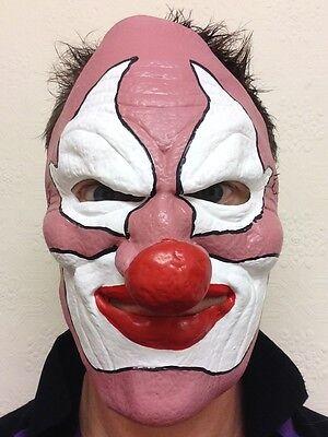 gruselig Halloween Killer Clown IT Gesichtsmaske Hofnarr ausgefallen Party