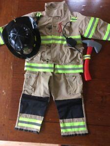 Costume de pompier (Halloween)