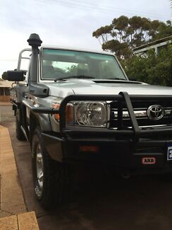 Toyota Landcruiser GXL V8 Scottsdale Dorset Area Preview