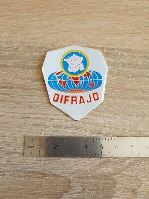 ++ autocollant sticker DIFRAJO vélo cyclisme vintage ++