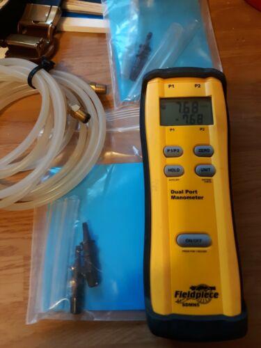 Field Piece SDMN5 Dual port Manometer