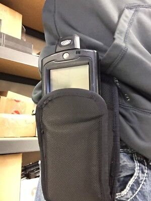 Handheld Holster - Zebra Motorola MC & TC Series Handheld Universal Metal Clip Belt Holster