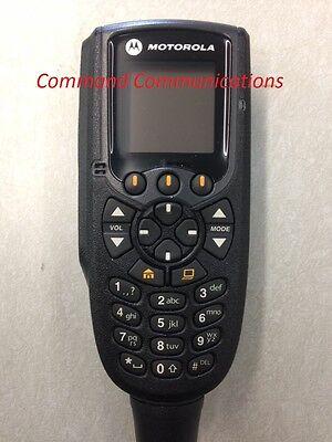 Motorola Pmun1034 Handheld Control Head Xtl5000 Apx7500 8500 Apx6500 P25 Radio