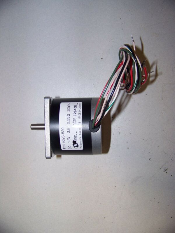K&s 00775-3857-000 Theta Stepper Motor 4023-820